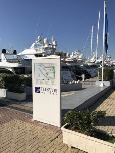 Flisvos Marina Project