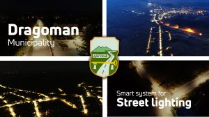 Another success story – implementation of Arista system for street lighting management in the municipality of Dragoman