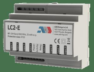 LC2-E field controller