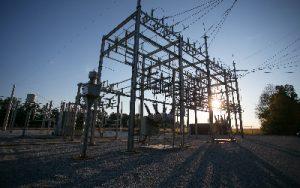 Substation monitoring