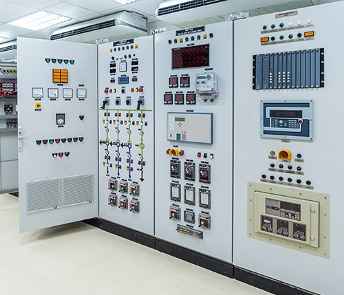 Advanced metering infrastructure (AMI)
