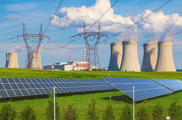 Electric smart grid