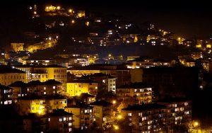 Street lighting - Smolyan
