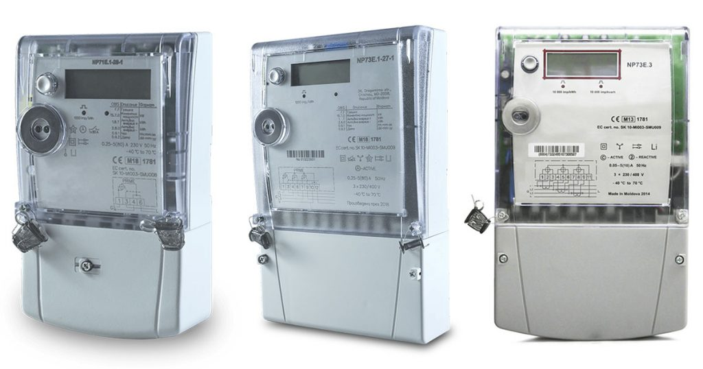 Smart meters for electricity usage tracking
