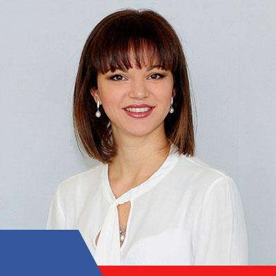 Весела Малиновска – вицепрезидент маркетинг в АДД България